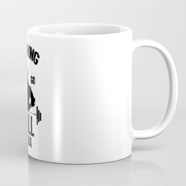 Training to go Full Ultra Coffee Mug