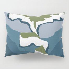 The White Cliffs of Dover, England Pillow Sham