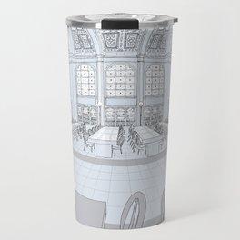 Boston Public Library - BPL Travel Mug