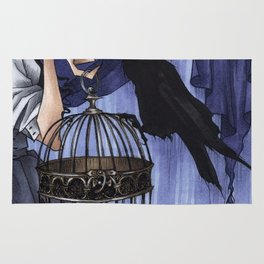 Crows On Heartstrings Promo Rug