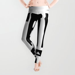 You Are Never Betrayed By An Enemy Leggings