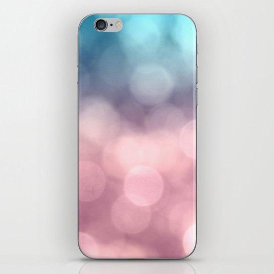 Dreaming of Cotton Candy iPhone & iPod Skin