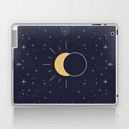 Solar Eclipse 2017 Laptop & iPad Skin