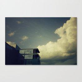 Dreams of Minneapolis Canvas Print