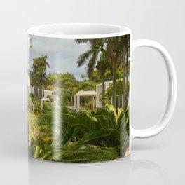 Mormon Church Laie Coffee Mug