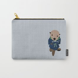 The Littlest Seahawks Fan Carry-All Pouch