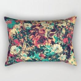 RPE FLORAL V Rectangular Pillow