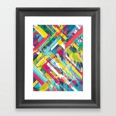 Overstrung Framed Art Print