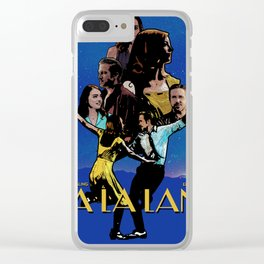 The fools who dream Clear iPhone Case