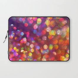 Rainbow Party Laptop Sleeve