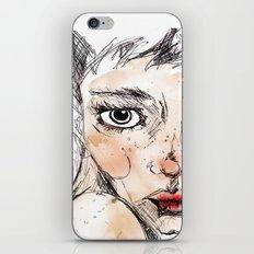 Sara Dane iPhone & iPod Skin