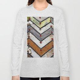 Marble Floor Long Sleeve T-shirt