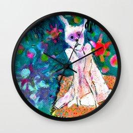 Paris Bunny Wall Clock