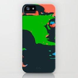 Chevy Gasser iPhone Case
