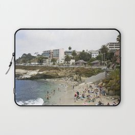 where the seals live  Laptop Sleeve