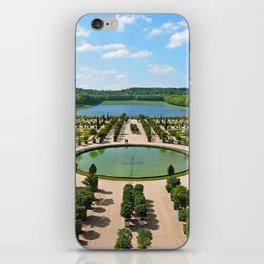 The Orangerie at Versailles iPhone Skin