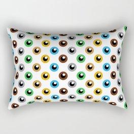 Eye Colour Rectangular Pillow