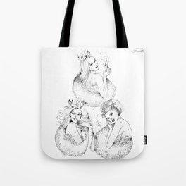 Christmas Fairies Tote Bag