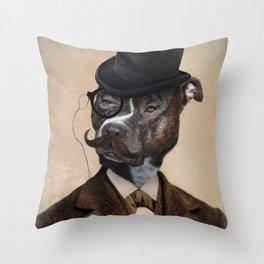 Murphy of Cork Throw Pillow
