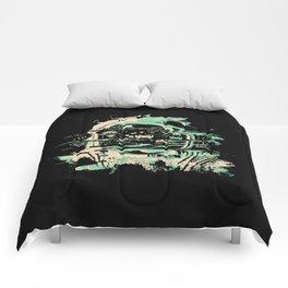 lAST WARNING Comforters