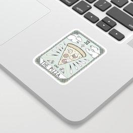 The Pizza Sticker