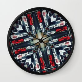 T square Wall Clock