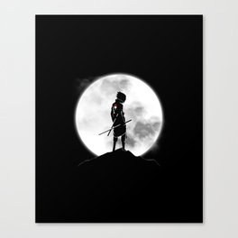 The Avenger Canvas Print