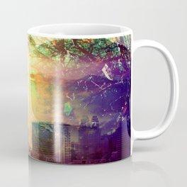 Abstract City Scape Coffee Mug