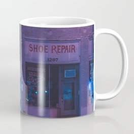 Slice - Memphis Photo Print Coffee Mug