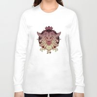 leo Long Sleeve T-shirts featuring leo by andrahilde