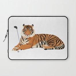 Golf Tiger Laptop Sleeve