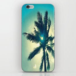 Seventh Palm iPhone Skin