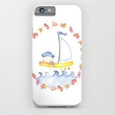 Baby sailor iPhone 6s Slim Case