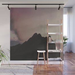 Ring of Sunsets - landscape photography Wall Mural