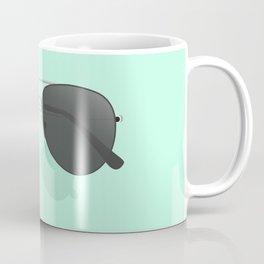 Aviator sunglasses Coffee Mug