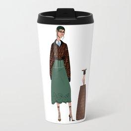Foliage skirt Travel Mug