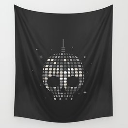 Death Disco Wall Tapestry