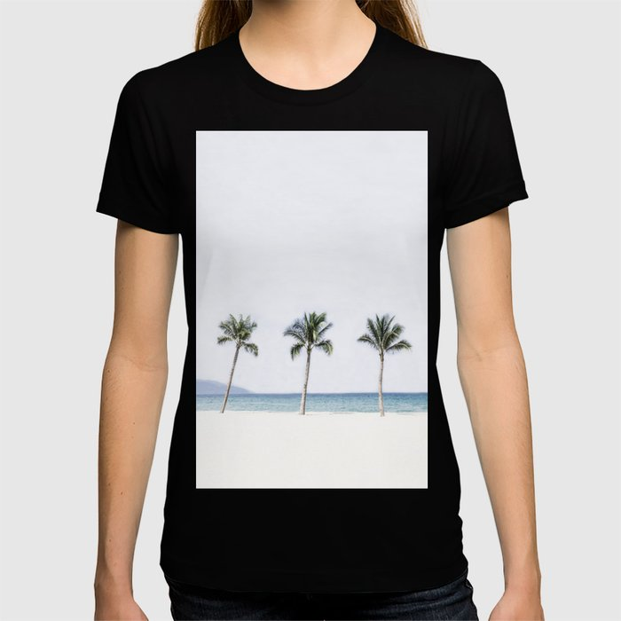 Palm trees 6 T-shirt