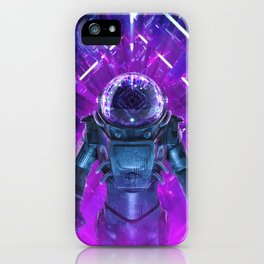 Entering The Unknown iPhone Case