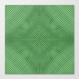 Spontaneous Symmetry Breaking Canvas Print