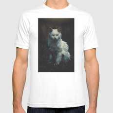 The Guardian MEDIUM Mens Fitted Tee White