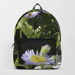 Anemone Wildflowers Backpack