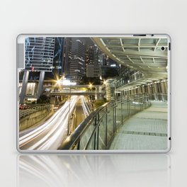 Hong Kong-Night View Laptop & iPad Skin