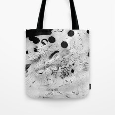 CONTEMPORARY ART Tote Bag
