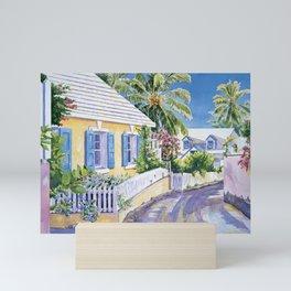 My Paradise Mini Art Print
