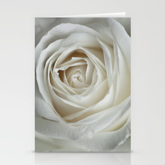 White Rose 9419 Stationery Cards