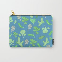 A Whole Lotta Succulent Cuttings Carry-All Pouch