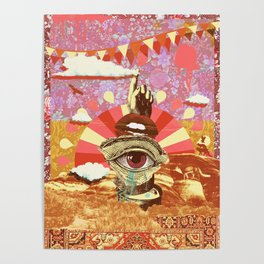 AFTERNOON PSYCHEDELIA REDUX Poster