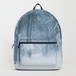 Lost in a magical forest Backpack