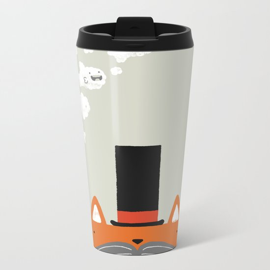 Smoked kippers Metal Travel Mug